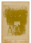 George Lavasseun (circus 'strong man') with 17 men on his back   late 1800's.jpg