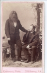 Lion Faced Man  (unidentified)    late 1800's.jpg