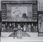 Coney  Island (Dreamland) side show. early 1900s.jpg