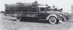 Lineup of Johnny J. Jones bandwagon trucks featuring Clyde Beatty promo..1940's.jpg