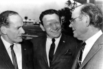 R to L...Emmett  Kelly, Karl Wallenda and Clyde Beatty together in this rare photo.jpg
