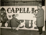 Doc Capell's and his show painter-1950's.jpg