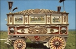 The Golden Organ of Vienna wagon ..built in the 1880's (now in the Baraboo Museum).JPG