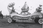 'Moonlite Melodies' Parade Float..1950..R B B B