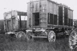 Cage wagon on the back lot ..R B B B..1930's.JPG