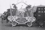 Parade float..1950..R B B B.JPG