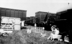 Mother & child on the 'back lot'....1930's.jpg
