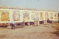 Strates side show..1950's.JPG