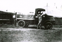 Sparks Circus fuel truck..1925.JPG