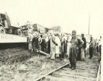 Cole Bros Circus train wreck 1930's.jpg