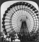 Original Ferris Wheel built in 1893 for Chicago Exibition here it is in 1904 at the St. Louis Worlds Fair.jpg