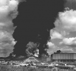 Oregon State Fair fire    1967.jpg