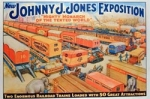 Johnny  J. Jones Carnival Advertising Bill