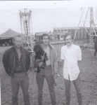 Chester James . Doc Rivera...unknown...West Coast Shows. Klamath Falls Ore. 1970.jpg
