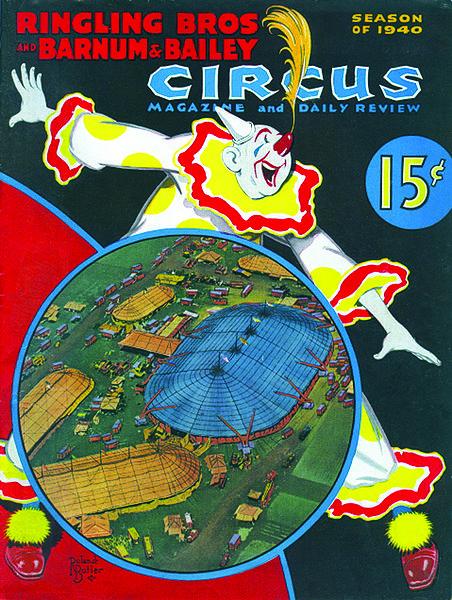 "alt=""American Circus Life History"""
