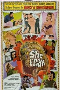Carnival Movie She Freak