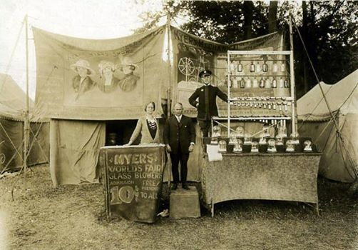 "alt=""Old Carnival Midway Photos"""