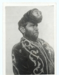 Pasqual Pinion  '2 headed Mexican' ( born in Mexico in 1862)  With Sells Floto    1917.jpg