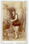 Zoe the 'Snake Charmer'     late 1800's.jpg