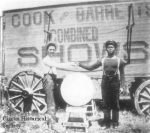 Cook & Barrett Combined Shows 1905