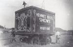 Hennies Bros. Shows 'Hot Wagon'. (#1)..1940's.jpg
