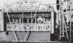 Rubin & Cherry band organ displayed on the midway between two Ferris Wheels  1930's.jpg