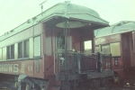 #60 Private Owners Coach From Royal American Shows Train Cars