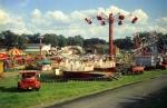 1960's  fairground. (Wm. T.Collins Shows).