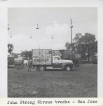 Big John Strong Circus in San Jose