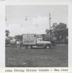 Big John Strong Circus in San Jose