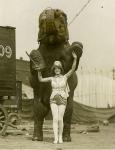 Elephant & trainer      1920's.jpg