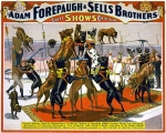 Forepaugh & Sells Bros. dog act paper...early 1900's.jpg