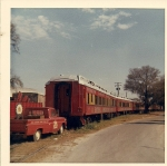 R A S coaches on the old Tampa Fairgrounds...1960's.jpg