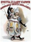 Barnum & Bailey 1895 poster.