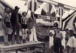 Paris Before Dawn Girl show revue 1930's.