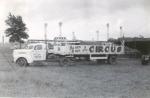 Hagen Bros. Circus pole truck....1950's.JPG