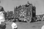 The Great Britan Wagon in parade.1950's.