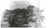 Big Cat Tablieu wagon...Christy Bros. 1929
