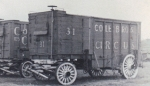Cole Bros. Circus wagons 105 and 31...1939.JPG