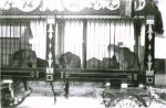 Lepoard and Puma cage, Cole Bros. ...1938.JPG