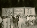 Hawaian Village on the Doc Capell's Show midawy   1940's.jpg