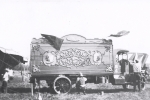 101 Ranch Wild West Shows Band Wagon Truck
