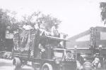 101 Ranch Wild West Shows Street Parade 1920's