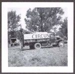 Capell Bros.Circus ...Stake driver...1952.JPG