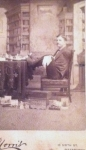 Charles B. Tripp with P.T. Barnum...1880's.JPG