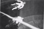 Drome Riders on the Cetlin Wilson Shows motor drome..1952.JPG