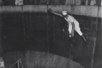 Drome rider on the Cetlin Wilson Shows...1952.JPG