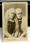 Eisenmann Sisters albino twins...1880's.JPG
