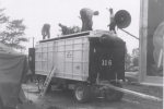 R B B B side show wagon..1950.JPG