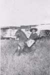 Tom Mix Circus photo...1930's.JPG